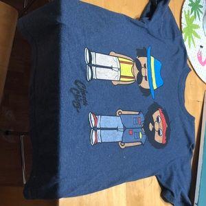 Cheech and Chong men's t-shirt